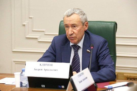В Совете Федерации обсудили информационно-технологические аспекты обеспечения российского суверенитета