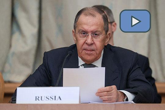 Выступление Министра иностранных дел Российской Федерации С.В.Лаврова на третьем заседании Московского формата консультаций по Афганистану