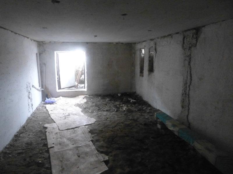 Зоринск, подвал