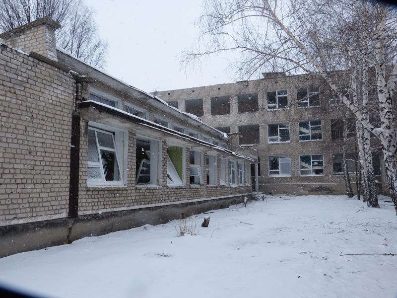Зоринск, школа