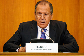 Foreign Minister Sergey Lavrov's address and annual news conference on Russia's diplomatic performance in 2014, Moscow, 21 January 2015