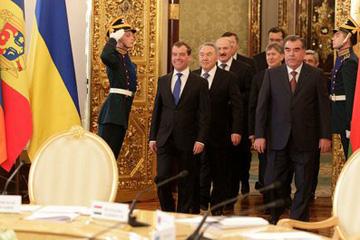 Саммит Межгоссовета ЕврАзЭС Высшего Евразийского экономического совета