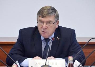 В. Рязанский: Деятельность поисковиков по увековечению памяти погибших при защите Отечества имеет серьезное политическое значение