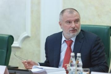 А. Клишас: Попытка организовать финансовую блокаду Крыма – это борьба с простыми людьми