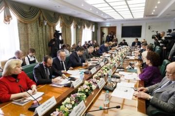 Межпарламентский диалог может стать важным фактором для реализации Минских соглашений по Украине