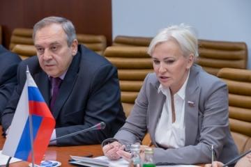 О. Ковитиди: Крымчане должны быть освобождены от уплаты ряда пошлин