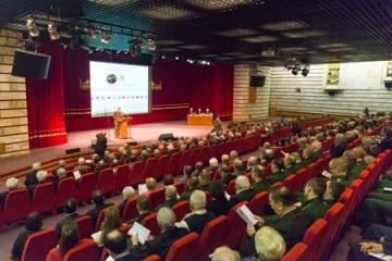 В. Долгих принял участие в работе Международной научной конференции «Вторая мировая война и современность»
