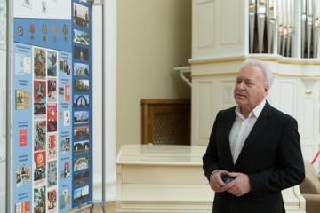 А. Лисицын: Парламентарии стран СНГ должны сотрудничать в деле сохранения объектов общего военно-исторического наследия