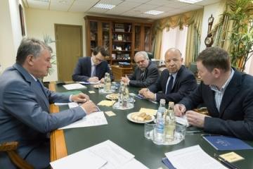 Ю. Воробьев: Комитет общественной поддержки жителей Юго-Востока Украины на постоянной основе сотрудничает с МККК по оказанию помощи жителям Донбасса