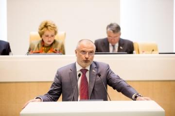 А. Клишас: Отстаивая территориальную целостность, государство, в первую очередь, должно обеспечивать права своих граждан, а не узаконивать отказ от их гарантирования