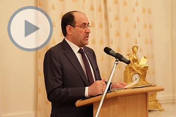 Нури Аль-Малики, премьер-министр Ирака - гость «Золотой коллекции»