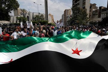Обострение сирийского кризиса