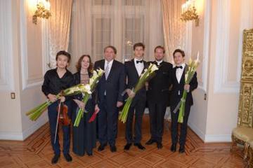Мексиканская столица приветствует стипендиатов Фонда Спивакова