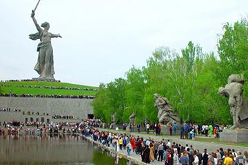 Сталинградская битва: геополитика и историческая память