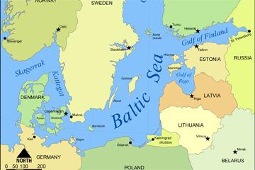 Будущее Балтийского региона глазами Германии