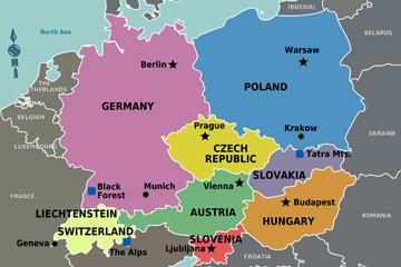Словакия, Польша, Венгрия, Украина потеряют деньги, если Германия построит ещё две ветки газопровода