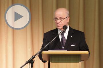 Глава алжирского МИД – гость «Золотой коллекции»