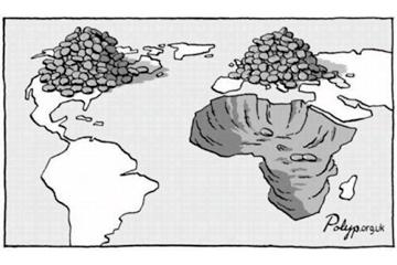 «Poor, poor Africa»