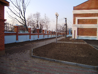 Центр реабилитации весной 2011 года