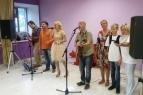 Дети Донбасса из Горловки в гостях у Клуба «На Остоженке»