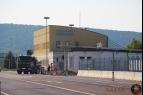 На границе со Словакией быстрыми темпами строится лагерь для беженцев
