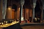 Президент Сербии Томислав Николич и глава Россотрудничества Любовь Глебова обсудили восстановление мозаик храма Святого Саввы