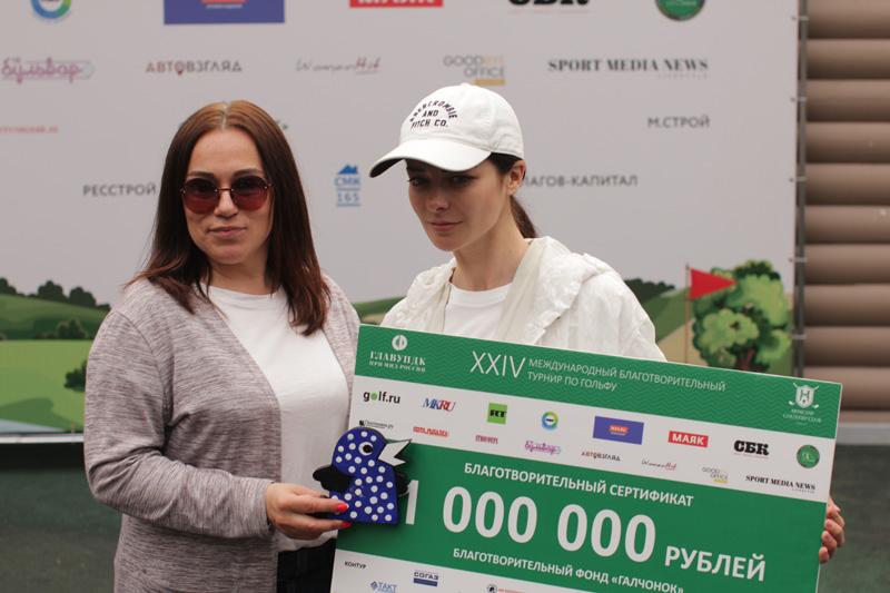 Марина Александрова, актриса (фонд