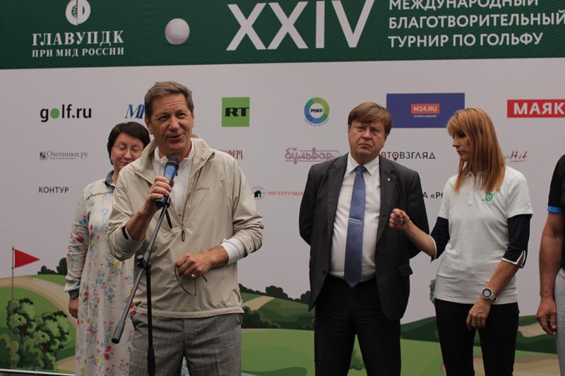 Александр Жуков, первый зампред Госдумы