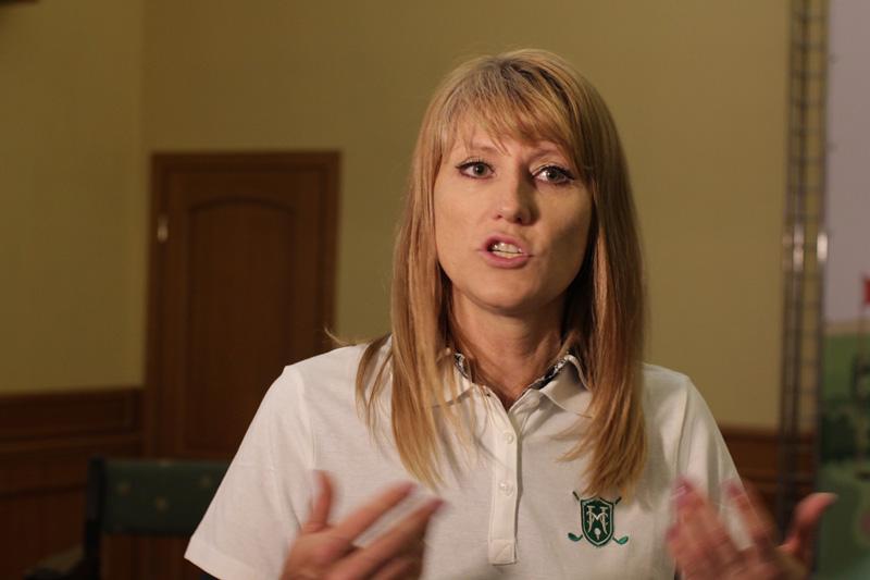 Светлана Журова, первый зампред комитета Госдумы по международным делам