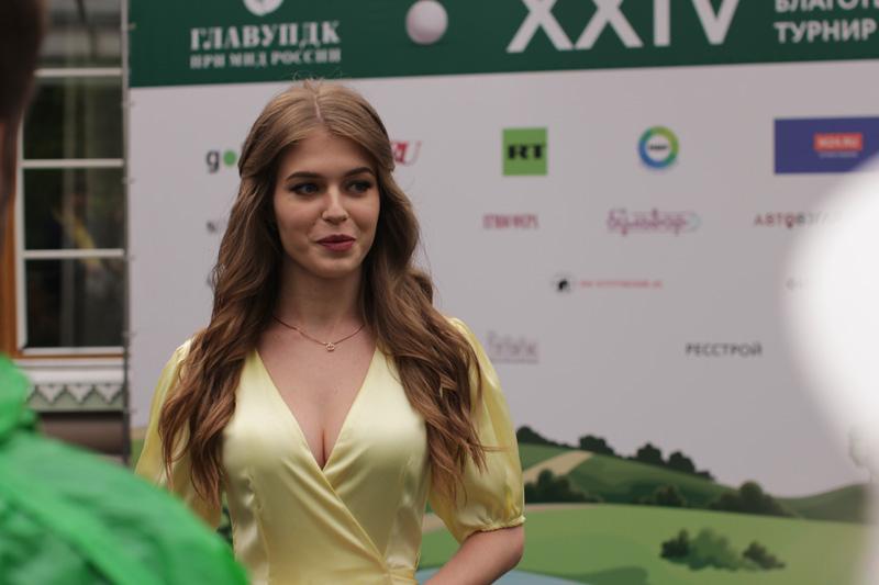 Алина Санько (Мисс Россия):