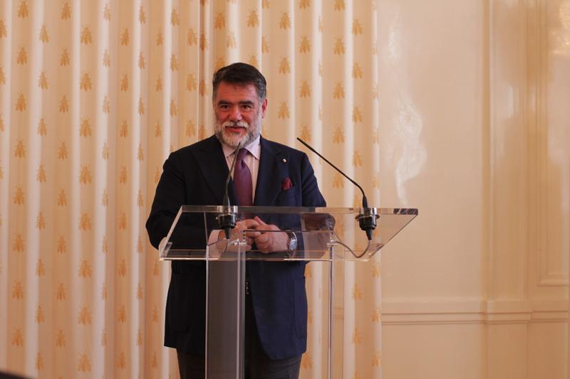 Михаил Куснирович, почетный консул Мальтийского ордена в Санкт-Петербурге