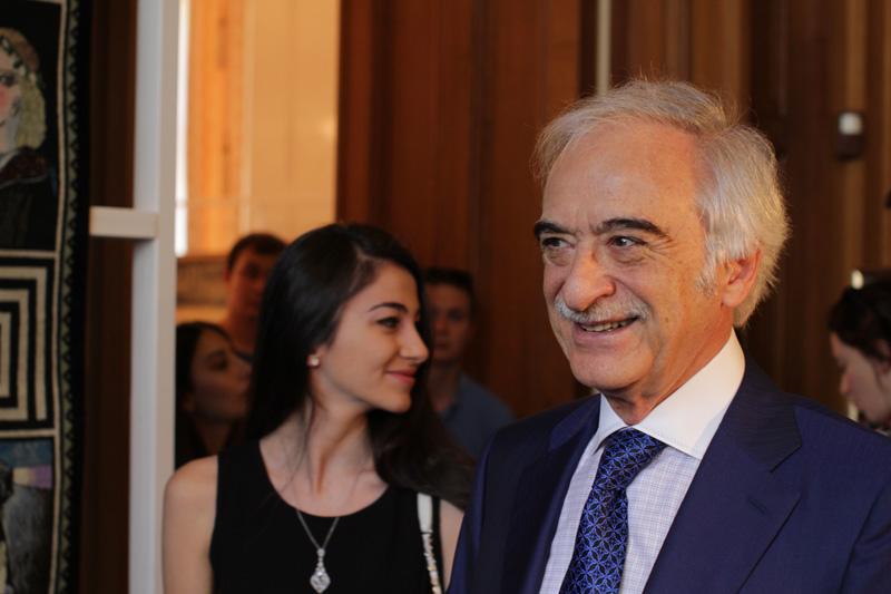 Полад Бюльбюль оглы, посол Азербайджана в России