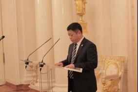 Открылась выставка по случаю 70-летия дипотношений СССР и КНР