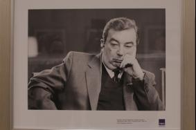 Выставка архива «ТАСС» и заседание Ученого совета ИМЭМО по случаю 90-летия Евгения Примакова