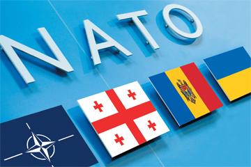Аналитический обзор «Украина, Грузия, Молдавия – путь в НАТО через Европейский Союз»