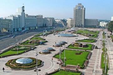 Белорусские шаги