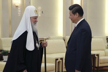 Святейший Патриарх Кирилл: «Китай начал познавать Россию через Русскую духовную миссию»