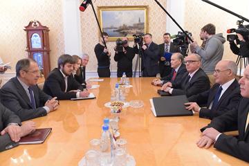 Алжир обсуждает с Россией энергетические перспективы сотрудничества