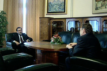 Вук Драшкович - писатель, министр, оппозиционер (ч.2)