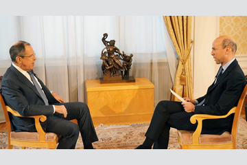 Foreign Minister of the Russian Federation Sergey Lavrov's interview with TV Channel France 24, Moscow, 16 December 2014