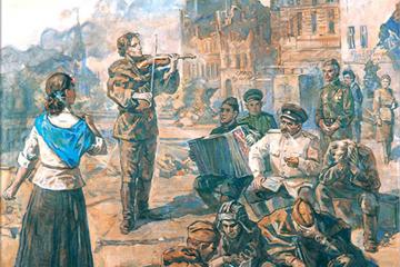 Картины о войне, прославляющие жизнь