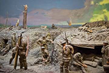 Russia Hosts Its First-Ever International Exhibition on World War I as the Centennial of the War is Commemorated