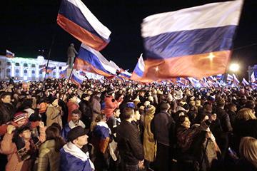 В Крыму говорят: «Мы возвращаемся домой»