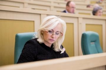 О.Ковитиди: Совет Федерации рекомендовал разработать меры по совершенствованию таможенных процедур на границе Крыма с Украиной