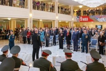 Ветераны Великой Отечественной в Совете Федерации