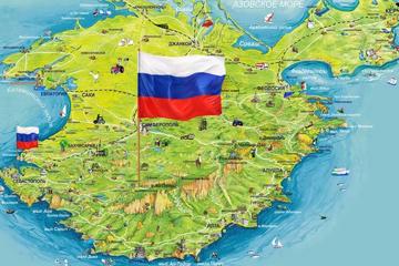 Год спустя после референдума в Крыму мир и стабильность