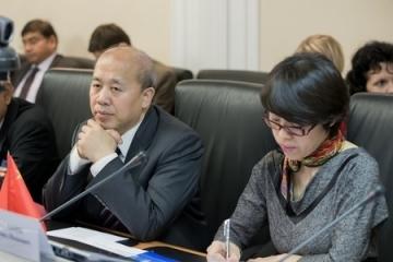 Первый парламентский форум БРИКС ждут в Москве в июне