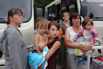 Общественная поддержка юго-востока Украины обретает в России организационную форму