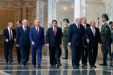 Саммит в Минске. Путь к Евразийскому экономическому союзу