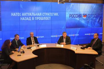 Новая стратегия НАТО и российская внешняя политика в период «разворота на Восток»